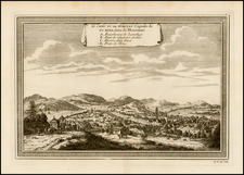China Map By Jacques Nicolas Bellin