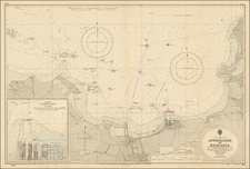 Indonesia Map By British Admiralty