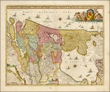 Netherlands Map By Peter Schenk / Joachim Bormeester