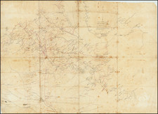 Southeast, Virginia and Civil War Map By G.K. Warren