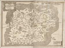 Czech Republic & Slovakia Map By Donato Rascicotti / Bolognini Zaltieri