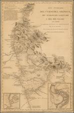 South America Map By Alexander Von Humboldt