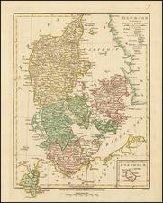 Scandinavia Map By Robert Wilkinson