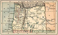 Map By The Bradstreet Company