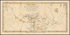 Polar Maps and Canada Map By William Edward Parry