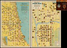 Midwest Map By The Clason Map Company