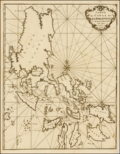 Philippines Map By George Anson