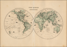 World and World Map By C.H. Jones