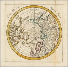 Polar Maps Map By Antonio Zatta