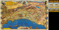 California Map By Roads To Romance Inc.