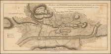 New York State and American Revolution Map By Charles Stedman / William Faden