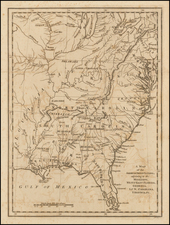 United States Map By John Lodge