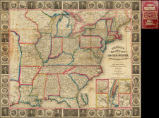 United States Map By Humphrey Phelps