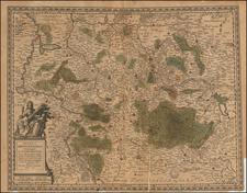 Norddeutschland Map By Claes Janszoon Visscher