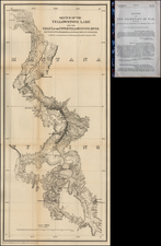 Rocky Mountains Map By United States Bureau of Topographical Engineers