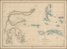 Southeast Asia, Indonesia and Other Islands Map By Edward Weller