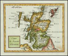 British Isles Map By Citoyen Berthelon