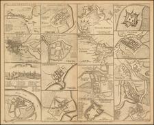Ireland Map By Paul de Rapin de Thoyras