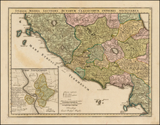 Southern Italy Map By Christopher Weigel