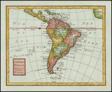 South America Map By Citoyen Berthelon