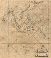 China, Japan, Korea, India, Southeast Asia, Philippines and Other Islands Map By Arnold Colom
