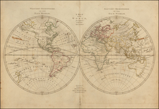 World and World Map By Robert Sayer