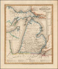 Midwest Map By Joseph Meyer