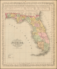 Southeast Map By Charles Desilver