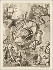 Celestial Maps Map By Heinrich Scherer