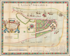 New York City Map By Anonymous / Valentine's Manual