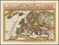 Europe and Europe Map By Gabriel Bodenehr