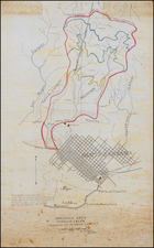 California Map By A. S. Cooper