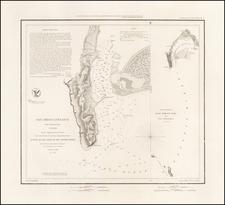 San Diego Map By U.S. Coast Survey