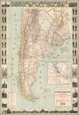 South America Map By Pablo Ludwig