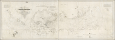 Southeast Asia and Singapore Map By Samuel Congalton  &  John Turnbull Thomson