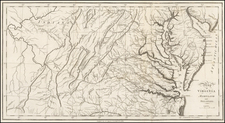 Mid-Atlantic and Southeast Map By John Stockdale