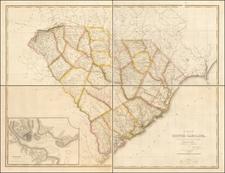 Southeast Map By John Wilson