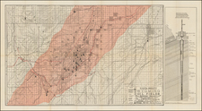Plains and Southwest Map By Charles O.  Richardson