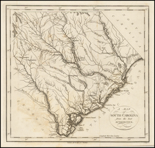 Southeast Map By John Stockdale
