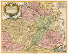 Poland Map By Paolo Petrini