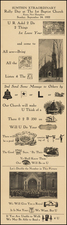 New Hampshire and Curiosities Map By Anonymous