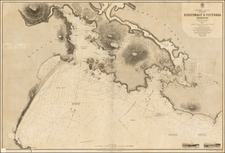 Map By British Admiralty