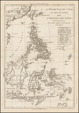Philippines and Indonesia Map By Rigobert Bonne
