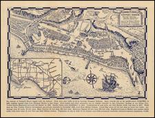 California Map By Claude Putnam