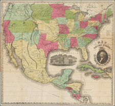 United States Map By Case, Tiffany & Co.