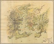 Australia Map By Sydney Harbour Trust