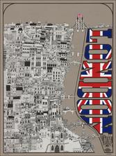 British Isles Map By David Schiller