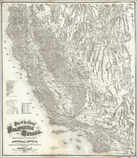 California Map By Warren Holt / Charles Drayton Gibbes