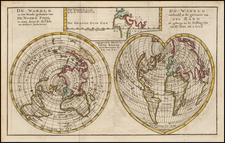 World and World Map By Jan De Lat