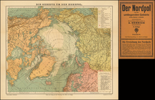 Polar Maps Map By Carl Flemming
